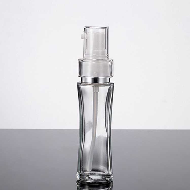 30ml Transparent Clear Empty Spray Perfume Glass Bottle