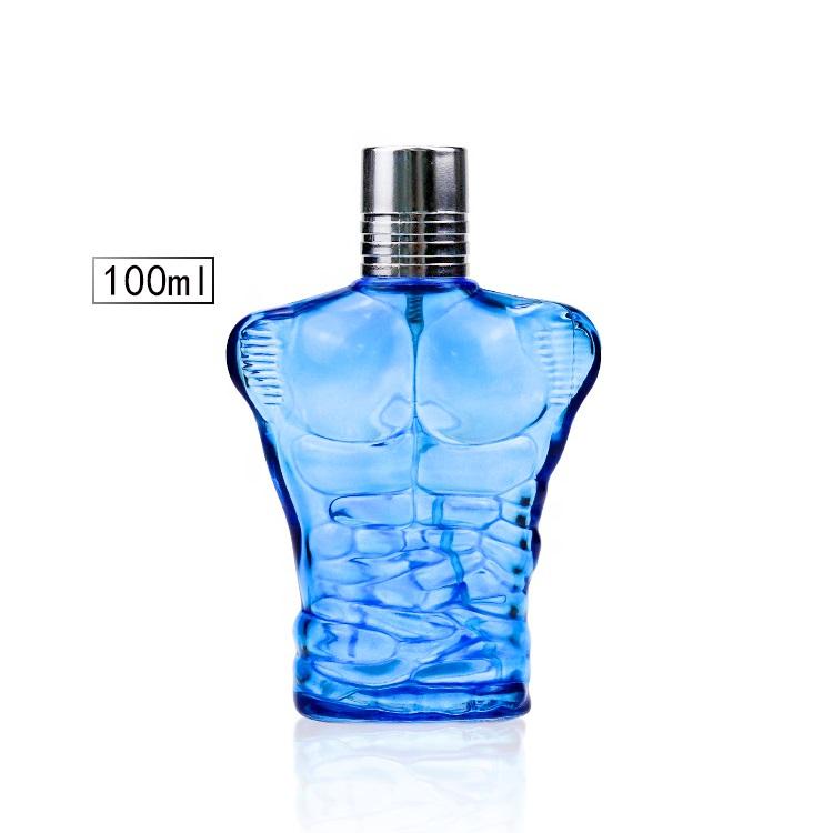 100ml Hot Sale High Quality 100ml Cologne Man Blue Body