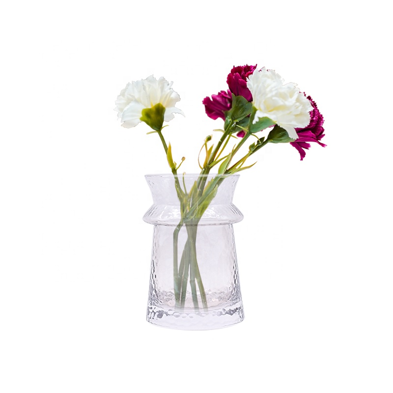 Artware Home Decoration Crystal Vase Glass Vase For Wedding