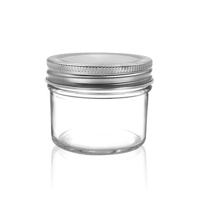 Wide Mouth 100ml Glass Verrine Jars