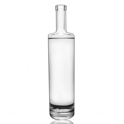 Luxury Glass Bottle for Mezcal or Tequila