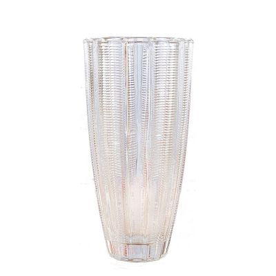 Tabletop Glass Vase Home Creative Crystal Decorative Glass Vase