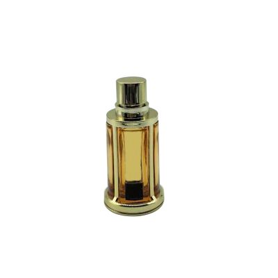 Luxury noble perfume glass bottle spray pump