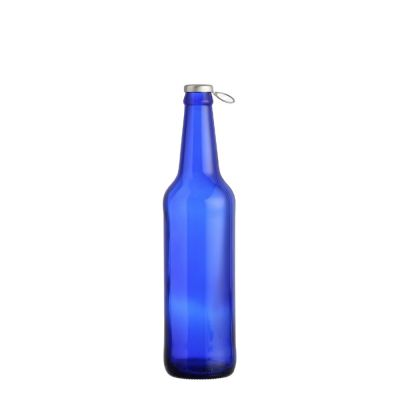 Fashionable empty custom cheap price 330 ml glass beer bottles for beverage with crown