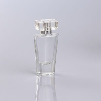 50ml new style clear glass perfume bottles china