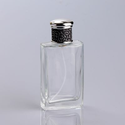 Onsite Checked Manufacturer 100ml Glass Bottles For Perfume