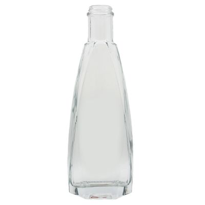 Custom high quality wholesale factory supply 1000ml bottles juice glass bottle 1L